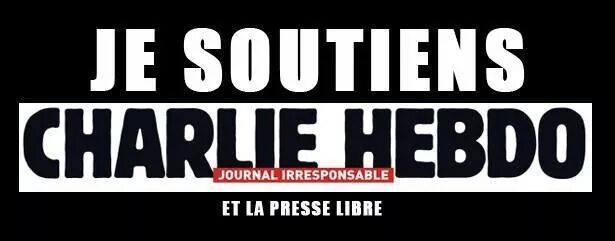 Charlie Hebdo : Attentats Charli10