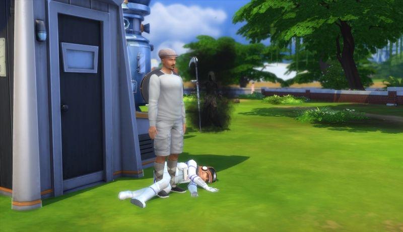 Sims4 - WooHoo Weekend Valentines Challenge by EA 02-14-10