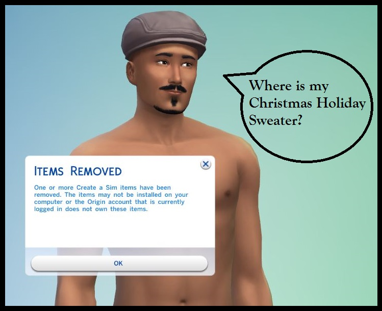 Holiday Celebration Items Missing *Solved* Where_10
