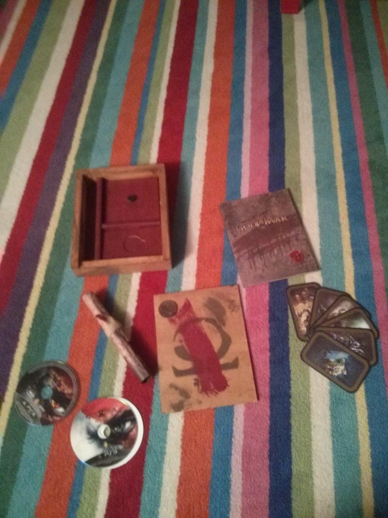 press kit - [Estim] Press Kit God of War 3 Ps3 Img_2011