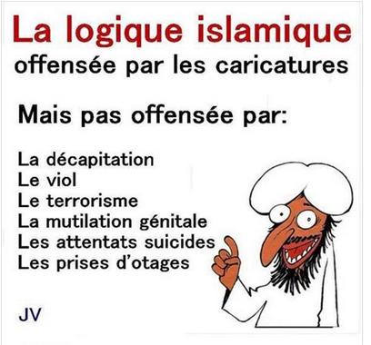 LA LOGIQUE ISLAMIQUE... 2015-011