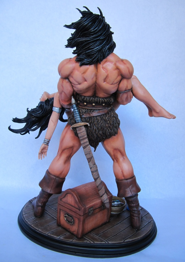 Conan the Barbarian : Death on the black coast 1/6. - Page 3 Con510