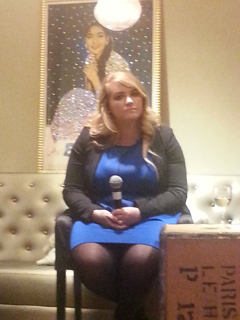 Rencontre avec Anna Todd, auteur de la saga After 20150112