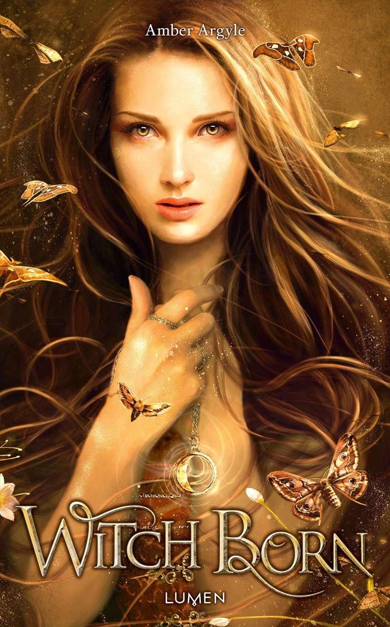 ARGYLE Amber : Witch Born 91kovj10