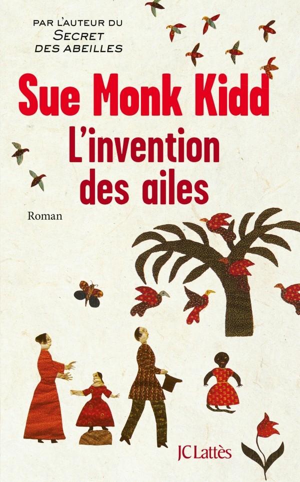 MONK KIDD Sue : L'Invention des ailes 97827010
