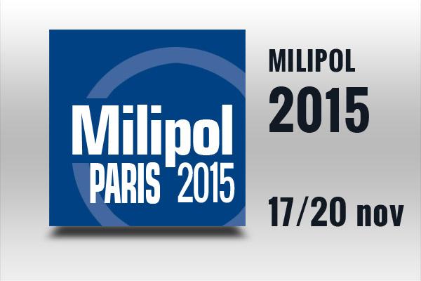 17 au 20 novembre: Milipol Paris à Villepinte (93) Milipo11