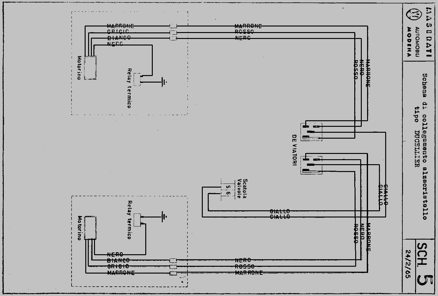 ph1 power  electric window switch
