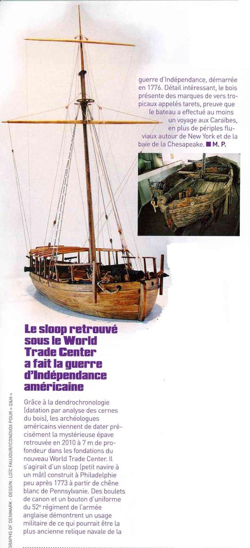 « Gunboat » de la Révolution américaine, Sloop_10