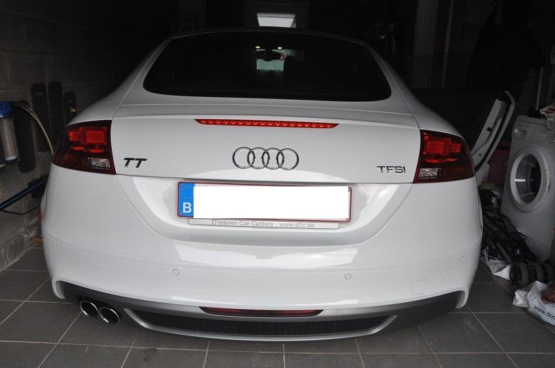 Audi TT Sline Tfsi 1.8 UnderG [Full Milltek] Stage 2:  240Cv , 378NM - Page 4 Dsc_1211