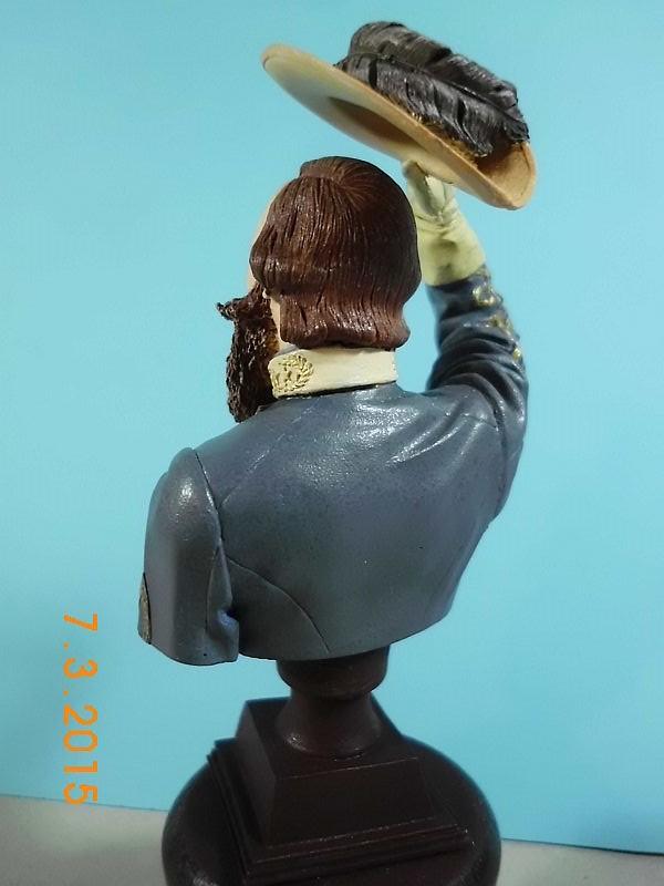 Kirin Artikel 29003 - Büste Jeb Stuart 1/12 - Resin - Galerie 52410