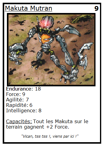 [Blog] Projet 2: BIONICLE Cards & HEROFACTORY Cards - Page 13 Carte_11