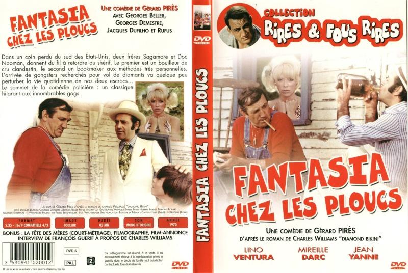 Jaquette des films Fantas10
