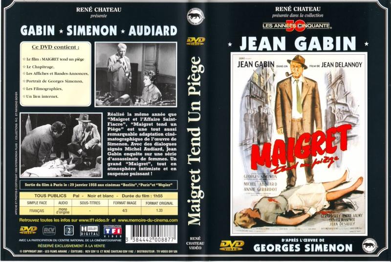 Jaquette des films Maigre10