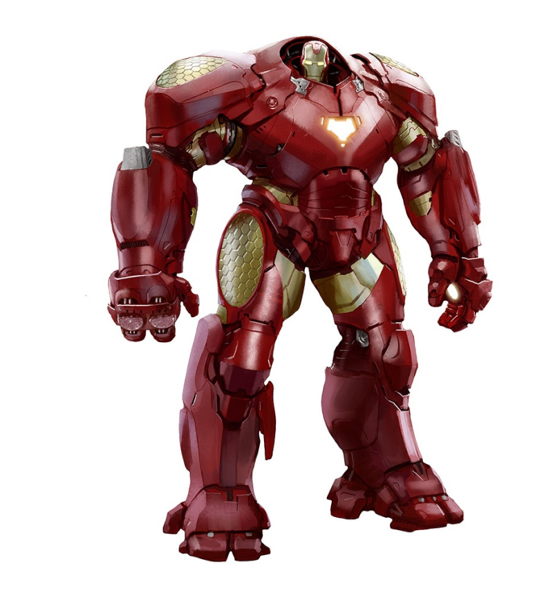 "AVENGERS 2 : AGE OF ULTRON - IRON MAN MARK XLIV ""HULKBUSTER"" (MMS285) - Page 2 31802710"