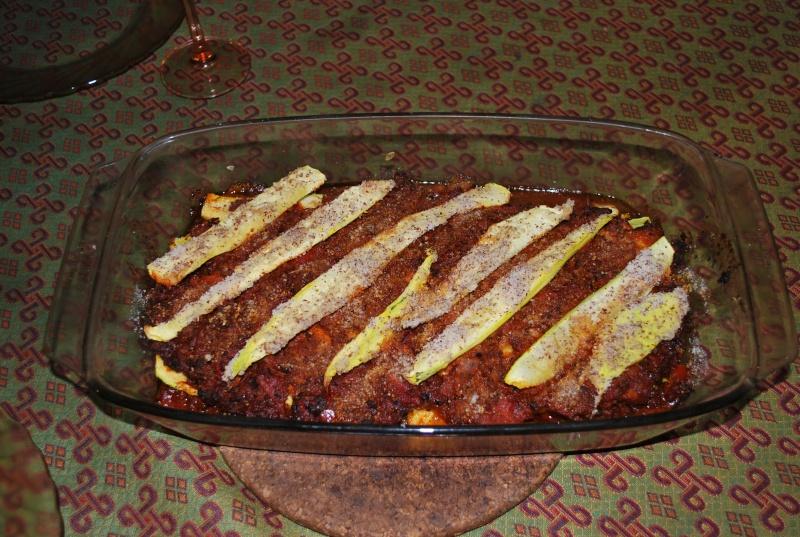 Lasagnes de courgettes Dsc_0613