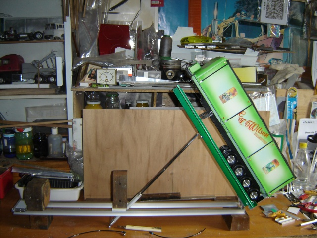 plate- forme  élévatrice Fabric14