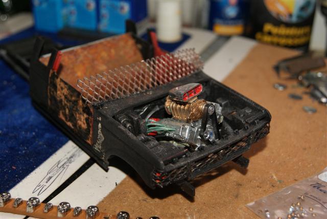 Projet Tow Rat's Suite260