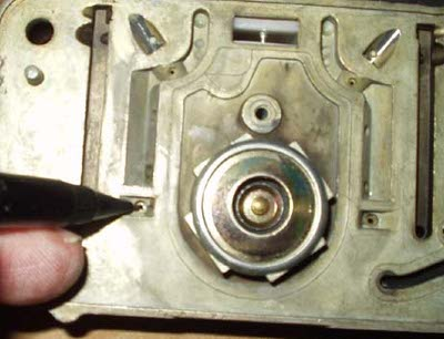 power valve de Holley Ifr10