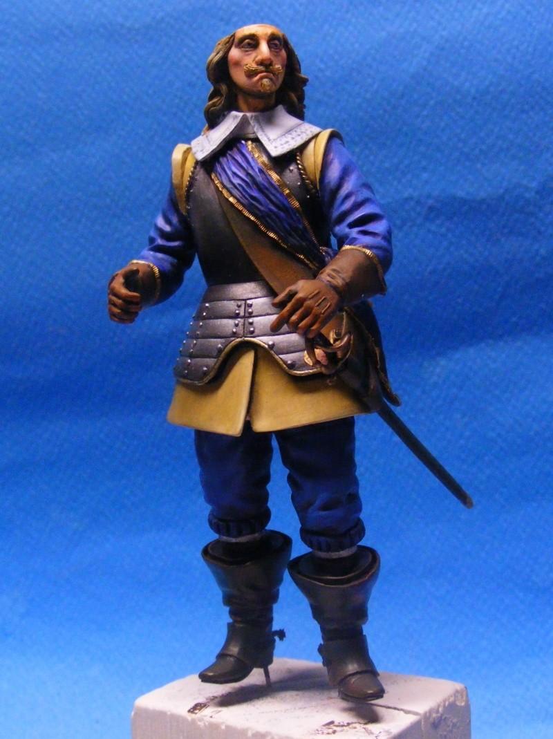 cavalier suédois 1618-1648 par Laurent 00110