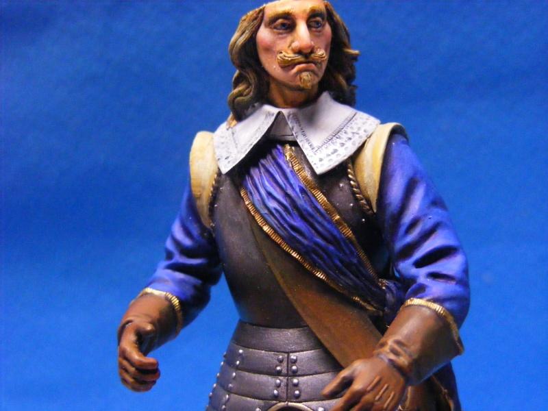 cavalier suédois 1618-1648 par Laurent 00111