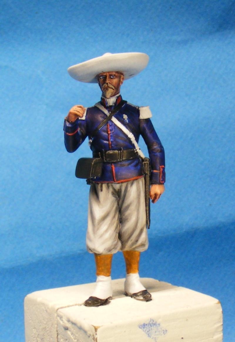 """l heure de la legende """"Legio Patria Nostra Mexique 1863 """" - Page 2 00115"""
