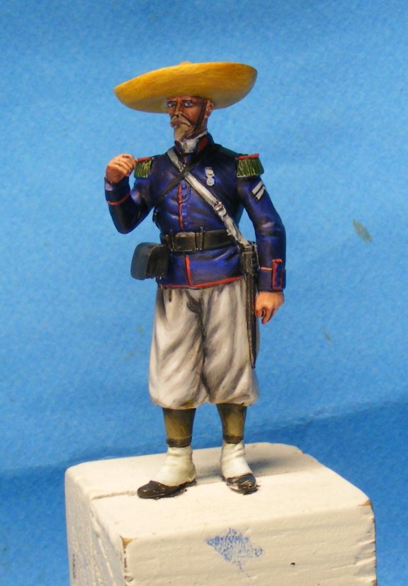 """l heure de la legende """"Legio Patria Nostra Mexique 1863 """" - Page 2 00116"""