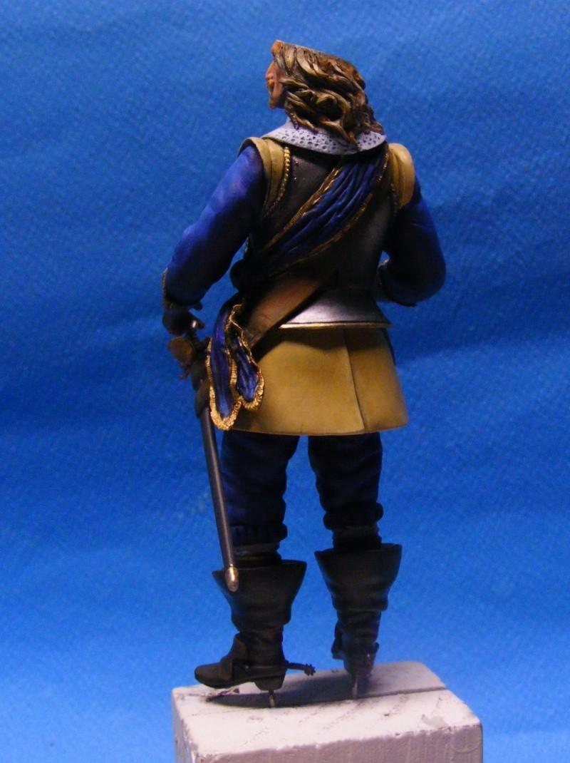 cavalier suédois 1618-1648 par Laurent 00210