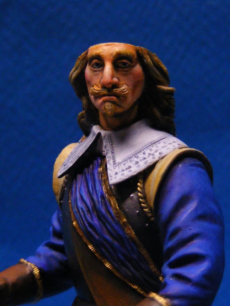 cavalier suédois 1618-1648 par Laurent 00211