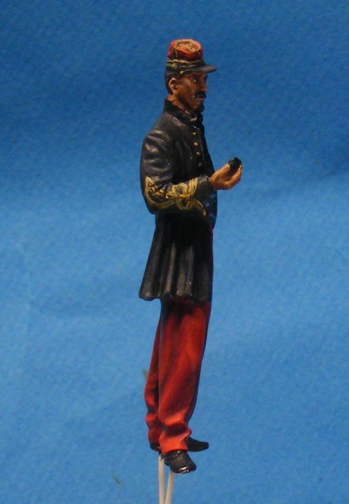 """l heure de la legende """"Legio Patria Nostra Mexique 1863 """" 00214"""