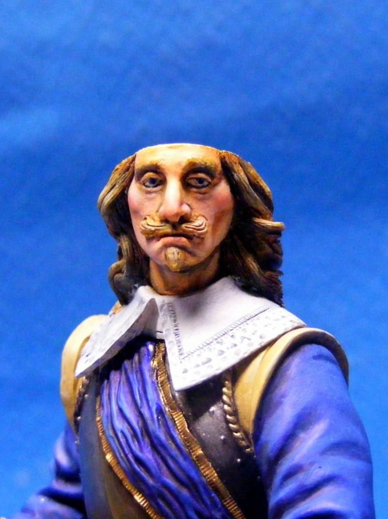cavalier suédois 1618-1648 par Laurent 00310