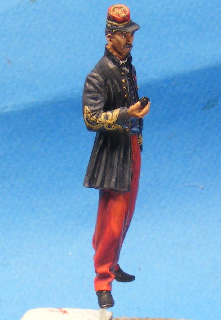 """l heure de la legende """"Legio Patria Nostra Mexique 1863 """" 00314"""