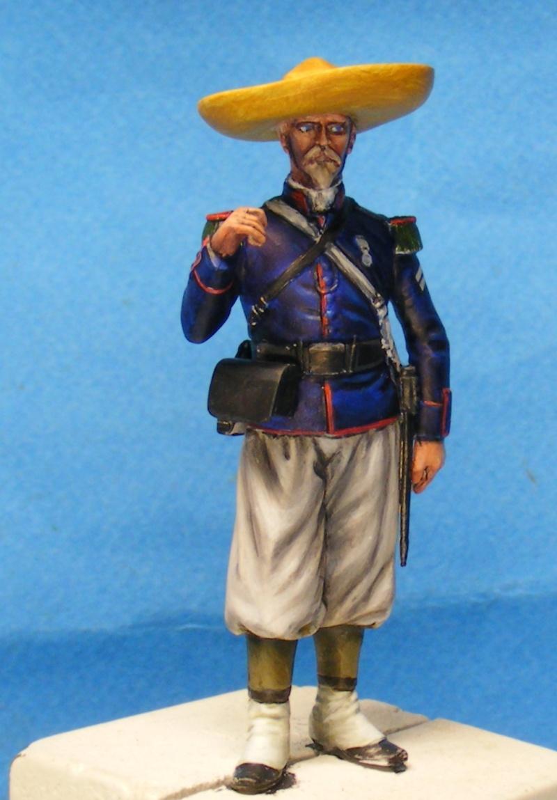 """l heure de la legende """"Legio Patria Nostra Mexique 1863 """" - Page 2 00317"""