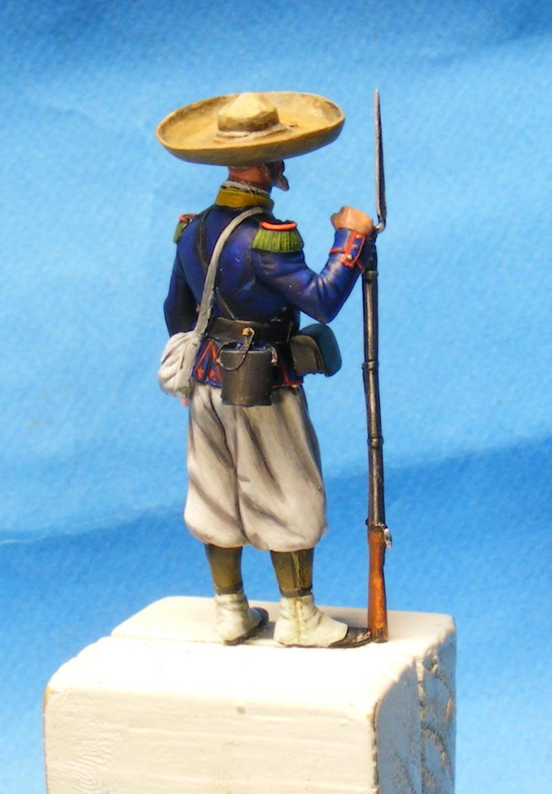 """l heure de la legende """"Legio Patria Nostra Mexique 1863 """" - Page 2 00318"""