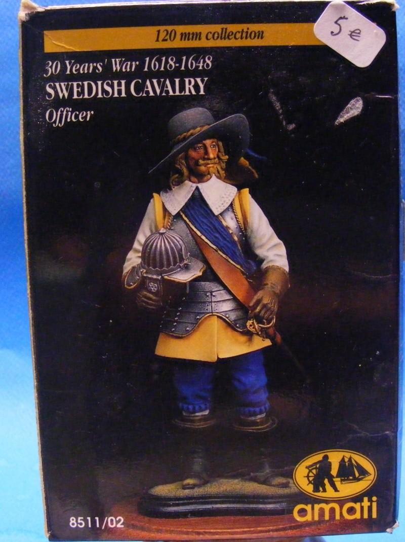 cavalier suédois 1618-1648 par Laurent 00410
