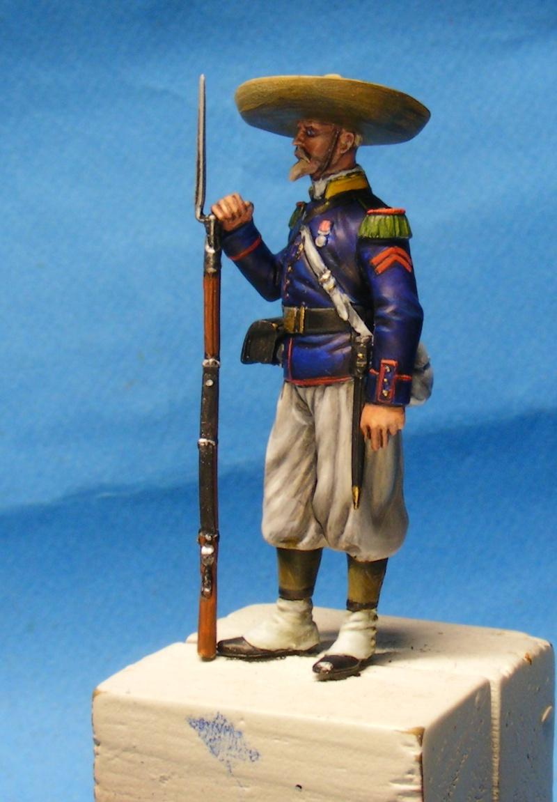 """l heure de la legende """"Legio Patria Nostra Mexique 1863 """" - Page 2 00512"""