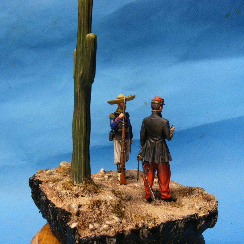 """l heure de la legende """"Legio Patria Nostra Mexique 1863 """" - Page 2 00514"""