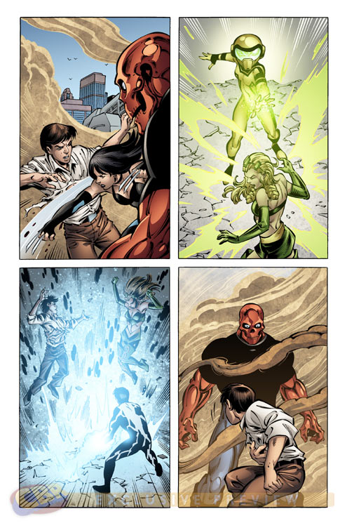 Avengers Academy : Final Exam (Spoiler) 13458410