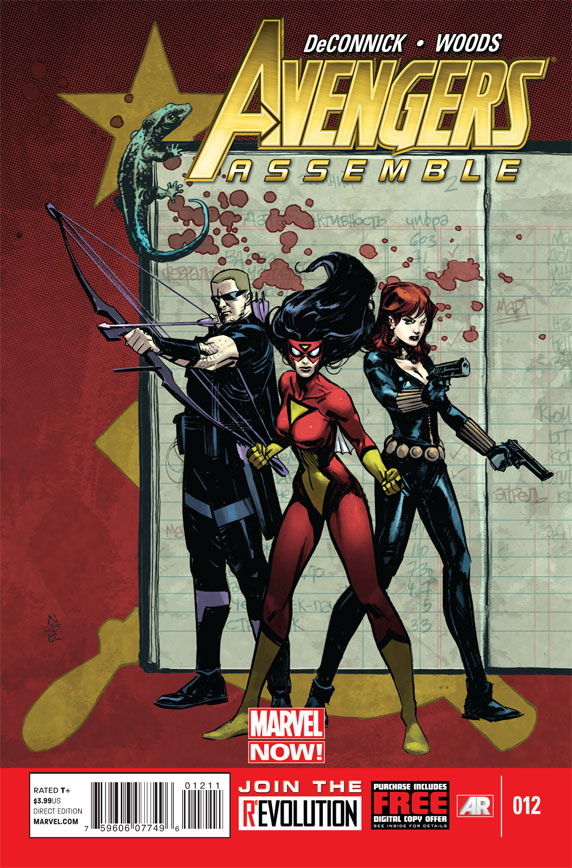 Avengers Assemble #12 13501411
