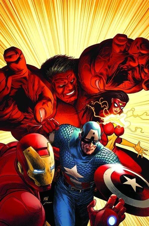 Avengers Assemble (Couverture Spoilers) Lololo10