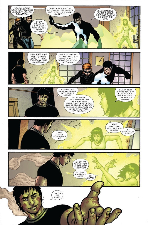 Avengers Academy : Final Exam (Spoiler) Prv13413