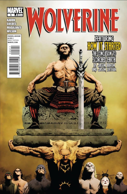 Wolverine #5 Prv75029