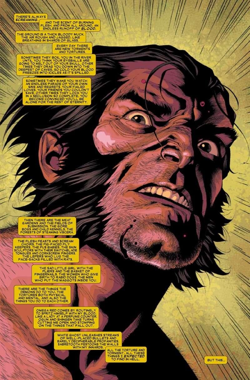 Wolverine #5 Prv75031