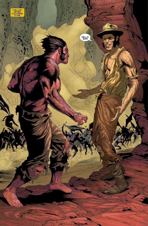 Wolverine #5 Prv75032