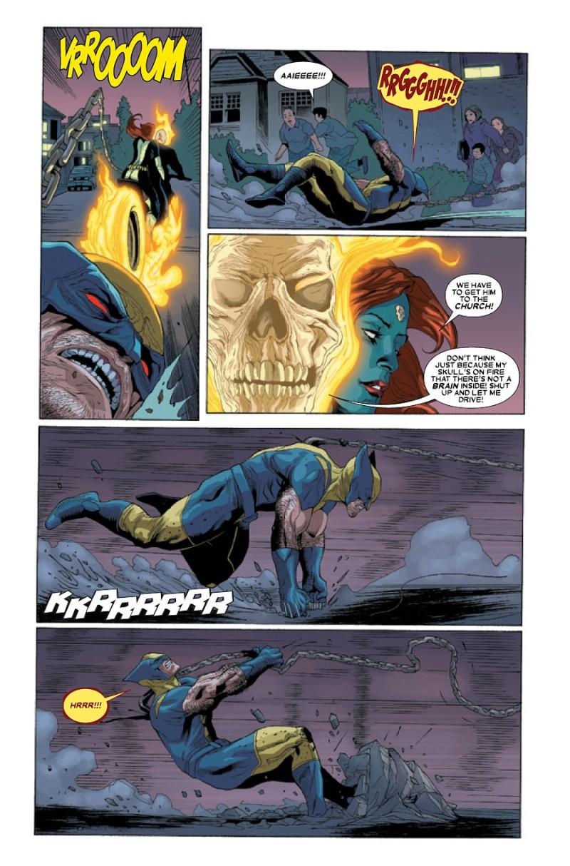 Wolverine #5 Prv75034