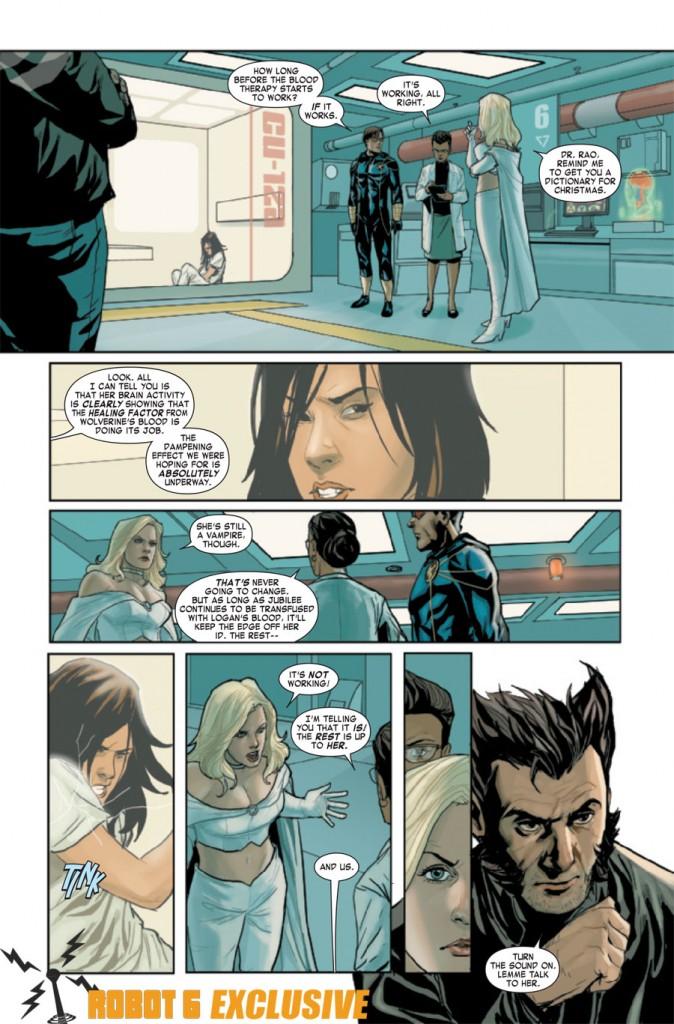 Wolverine and Jubilee #1 (of 4) Wolvju12
