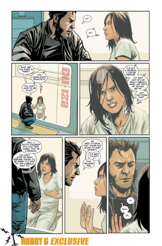 Wolverine and Jubilee #1 (of 4) Wolvju13