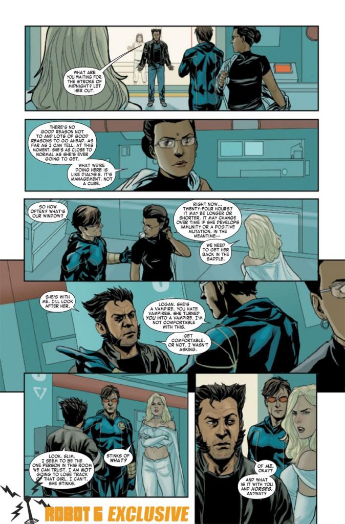 Wolverine and Jubilee #1 (of 4) Wolvju14