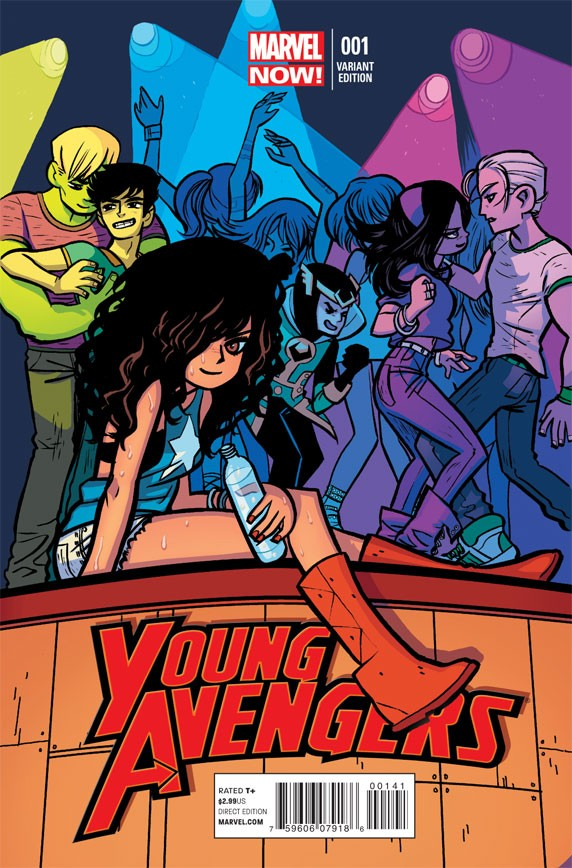 Young Avengers #2 Young-10
