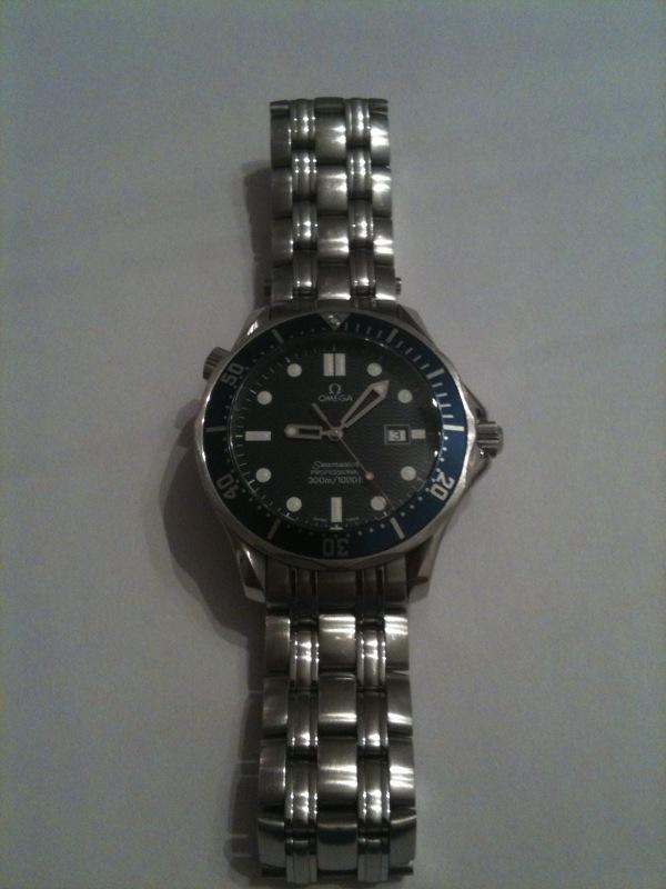 Quelle montre portez-vous à la piscine ? Nb10