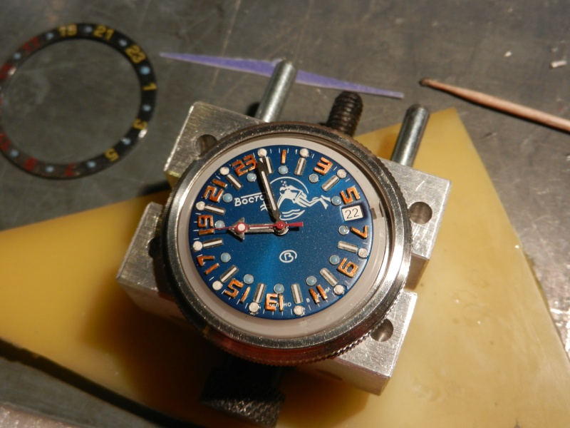 VOSTOK AMFIBIA SEAMAN ORANGE Dscn9714
